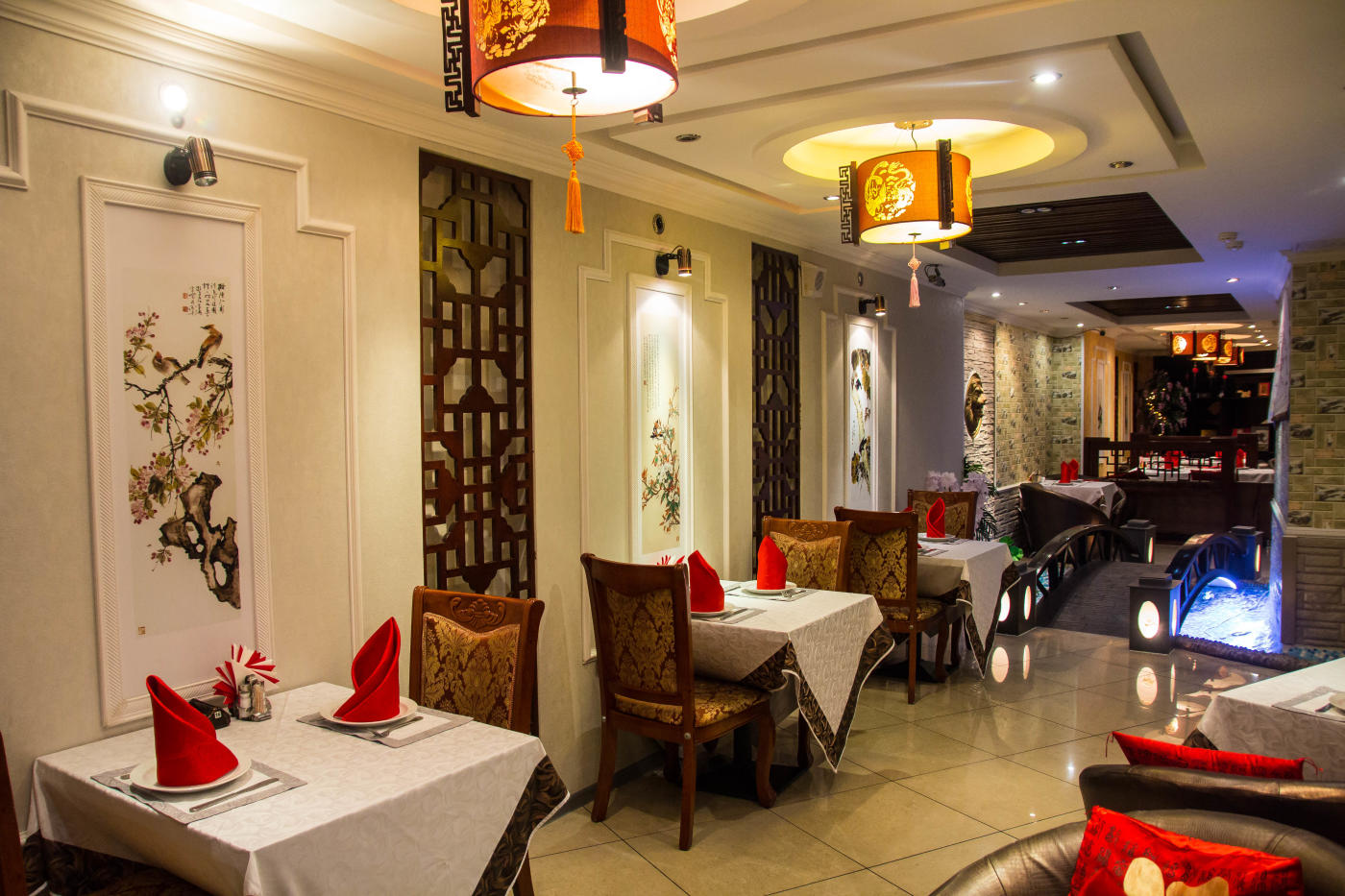 Китайский Ресторан Харбин (Большая Якиманка / Октябрьская) фото 6