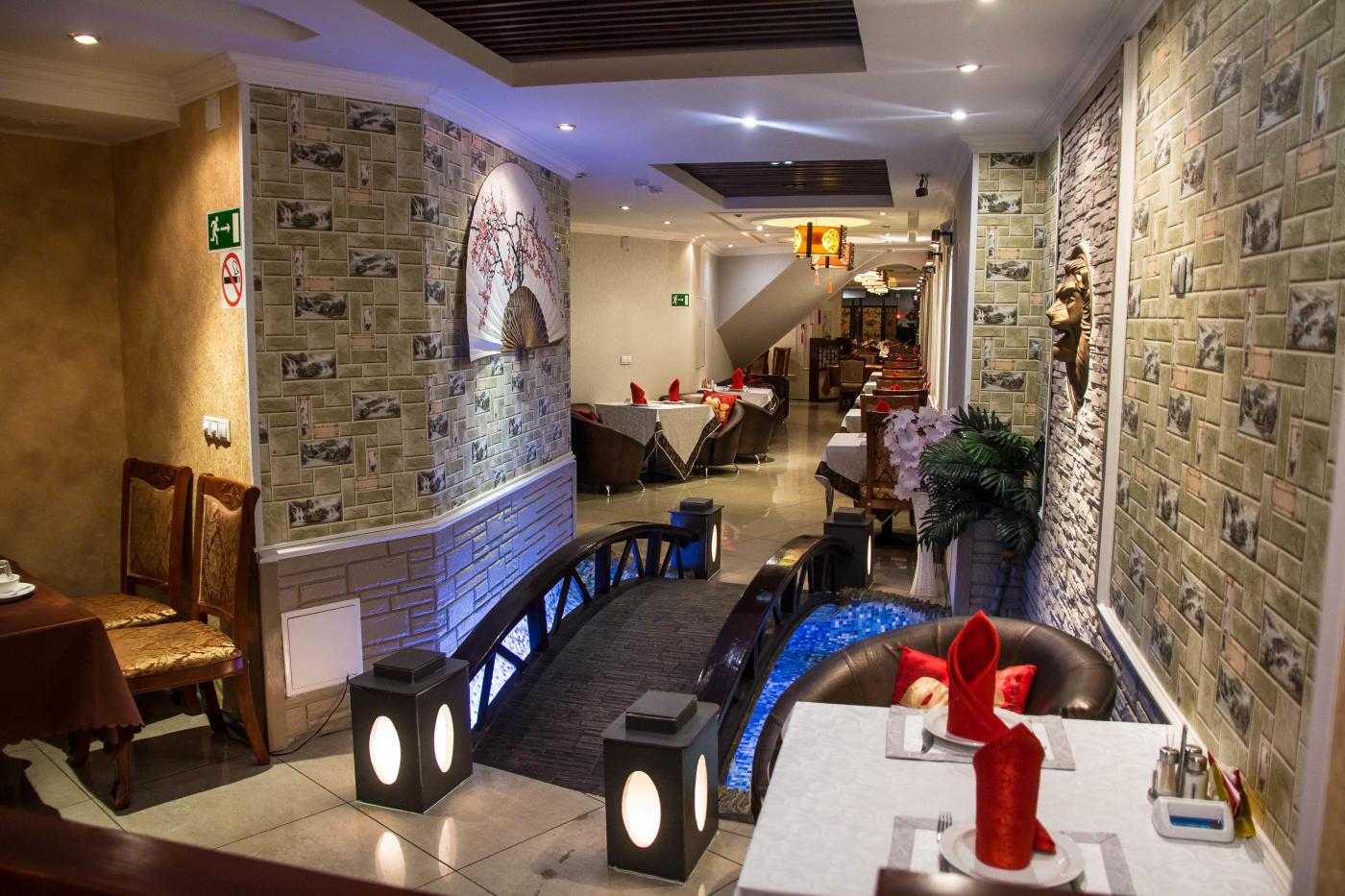 Китайский Ресторан Харбин (Большая Якиманка / Октябрьская) фото 1