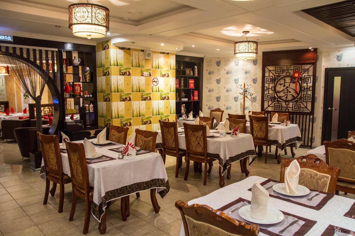 Китайский Ресторан Харбин (Большая Якиманка / Октябрьская) фото 12