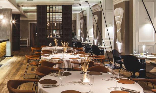 Панорамный Ресторан Kutuzovskiy5 (Кутузовский5) фото