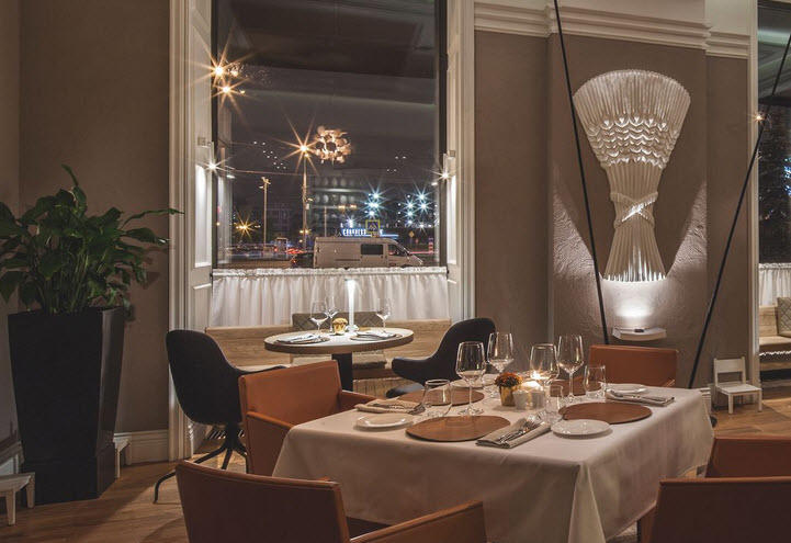 Панорамный Ресторан Kutuzovskiy5 (Кутузовский5) фото 3