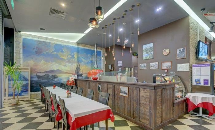 Рыбный ресторан Порто Мальтезе ТРЦ АвиаПарк (Porto Maltese) фото 11