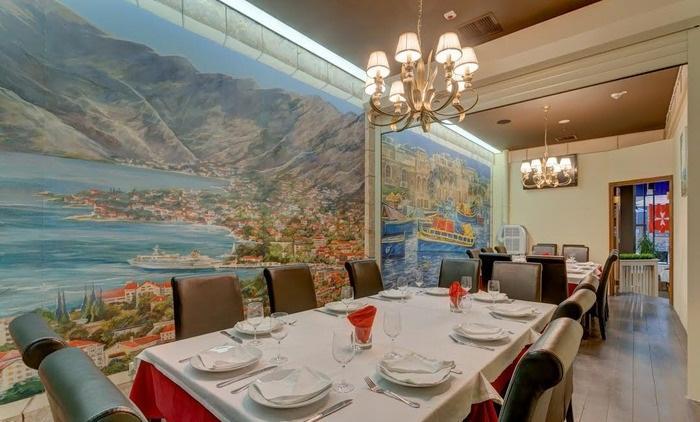 Рыбный ресторан Порто Мальтезе ТРЦ АвиаПарк (Porto Maltese) фото 12