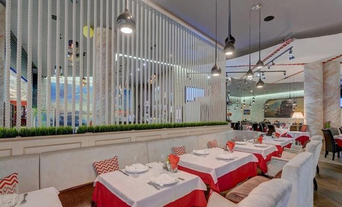 Рыбный ресторан Порто Мальтезе ТРЦ АвиаПарк (Porto Maltese) фото 17