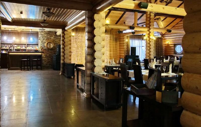 Ресторан Ушаков в Крекшино (Ушакофф) фото 7