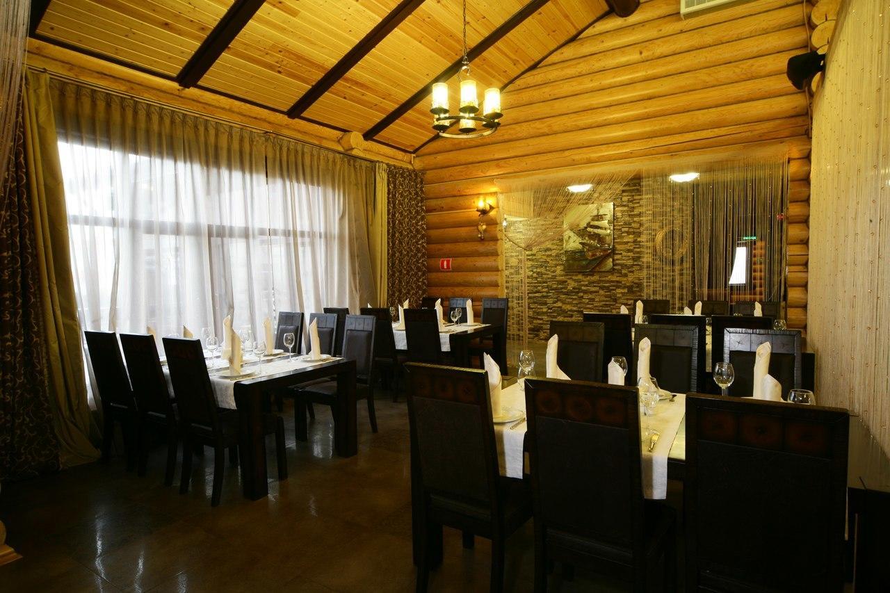 Ресторан Ушаков в Крекшино (Ушакофф) фото 9