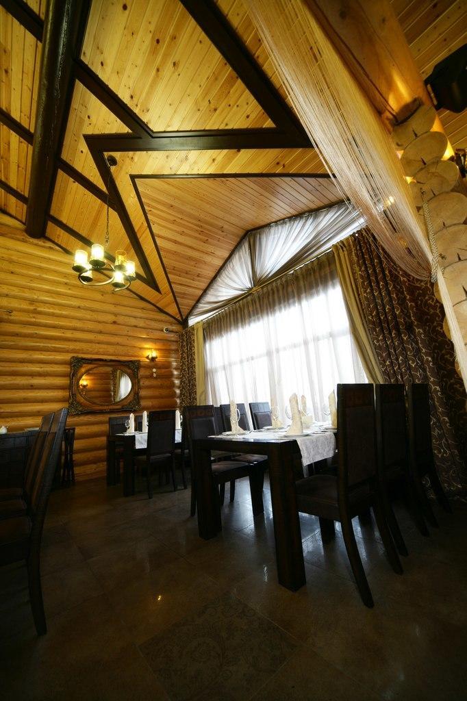 Ресторан Ушаков в Крекшино (Ушакофф) фото 17