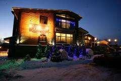 Ресторан Ушаков в Крекшино (Ушакофф) фото 19
