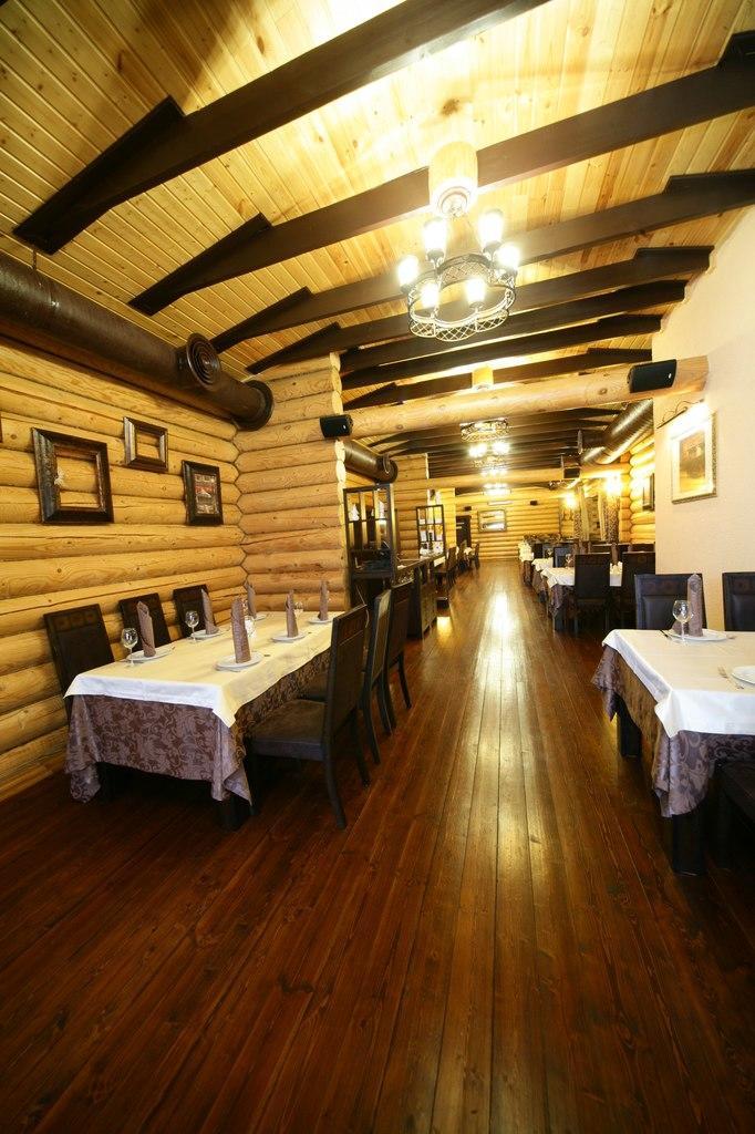 Ресторан Ушаков в Крекшино (Ушакофф) фото 21