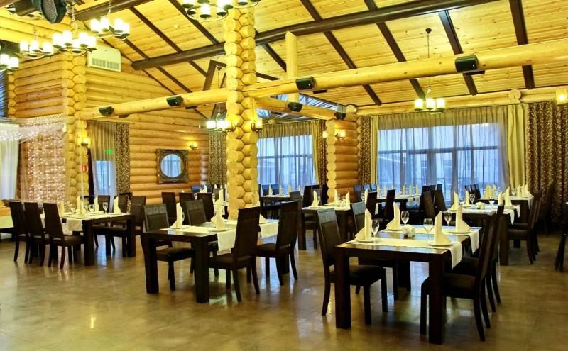 Ресторан Ушаков в Крекшино (Ушакофф) фото