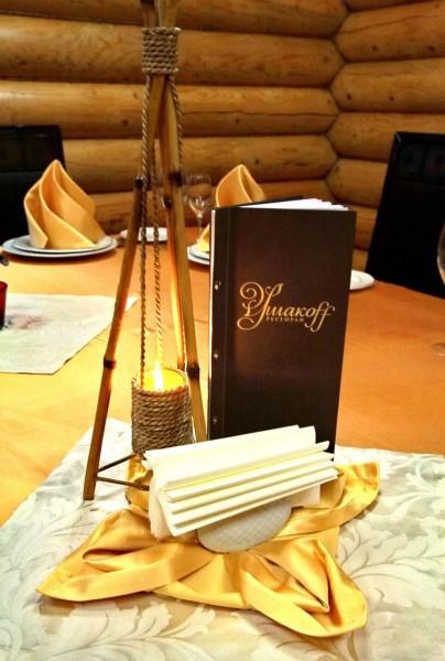 Ресторан Ушаков в Крекшино (Ушакофф) фото 27