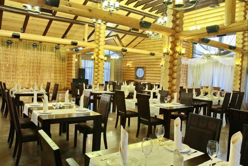 Ресторан Ушаков в Крекшино (Ушакофф) фото 28