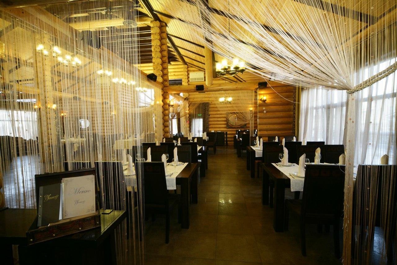 Ресторан Ушаков в Крекшино (Ушакофф) фото 30