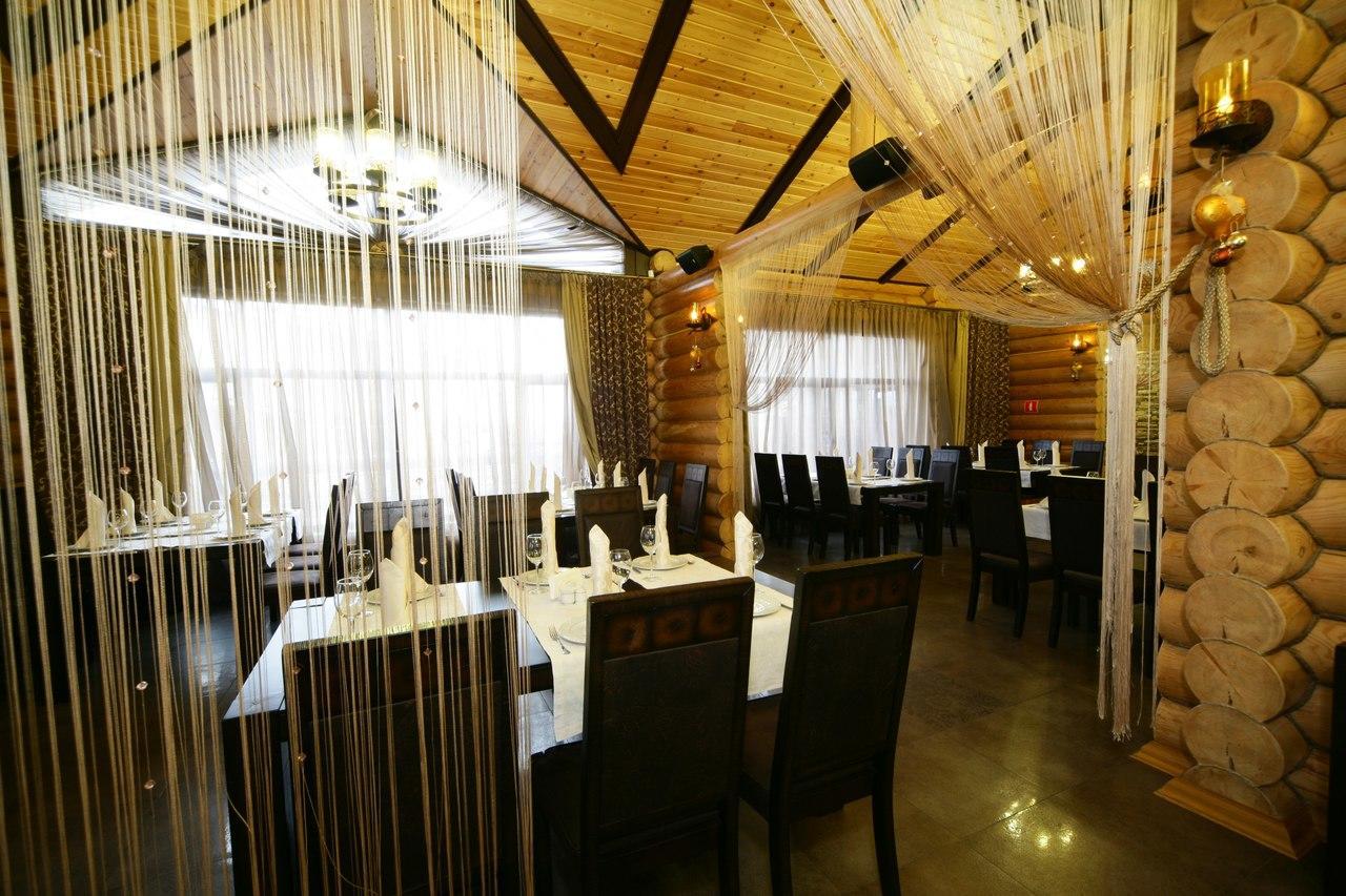 Ресторан Ушаков в Крекшино (Ушакофф) фото 32