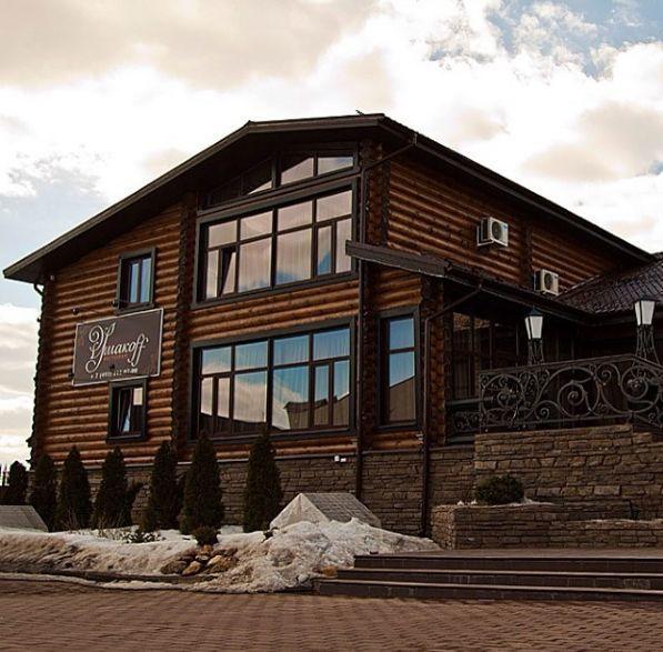 Ресторан Ушаков в Крекшино (Ушакофф) фото 38