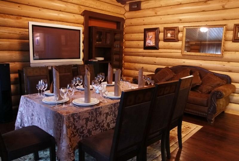 Ресторан Ушаков в Крекшино (Ушакофф) фото 46