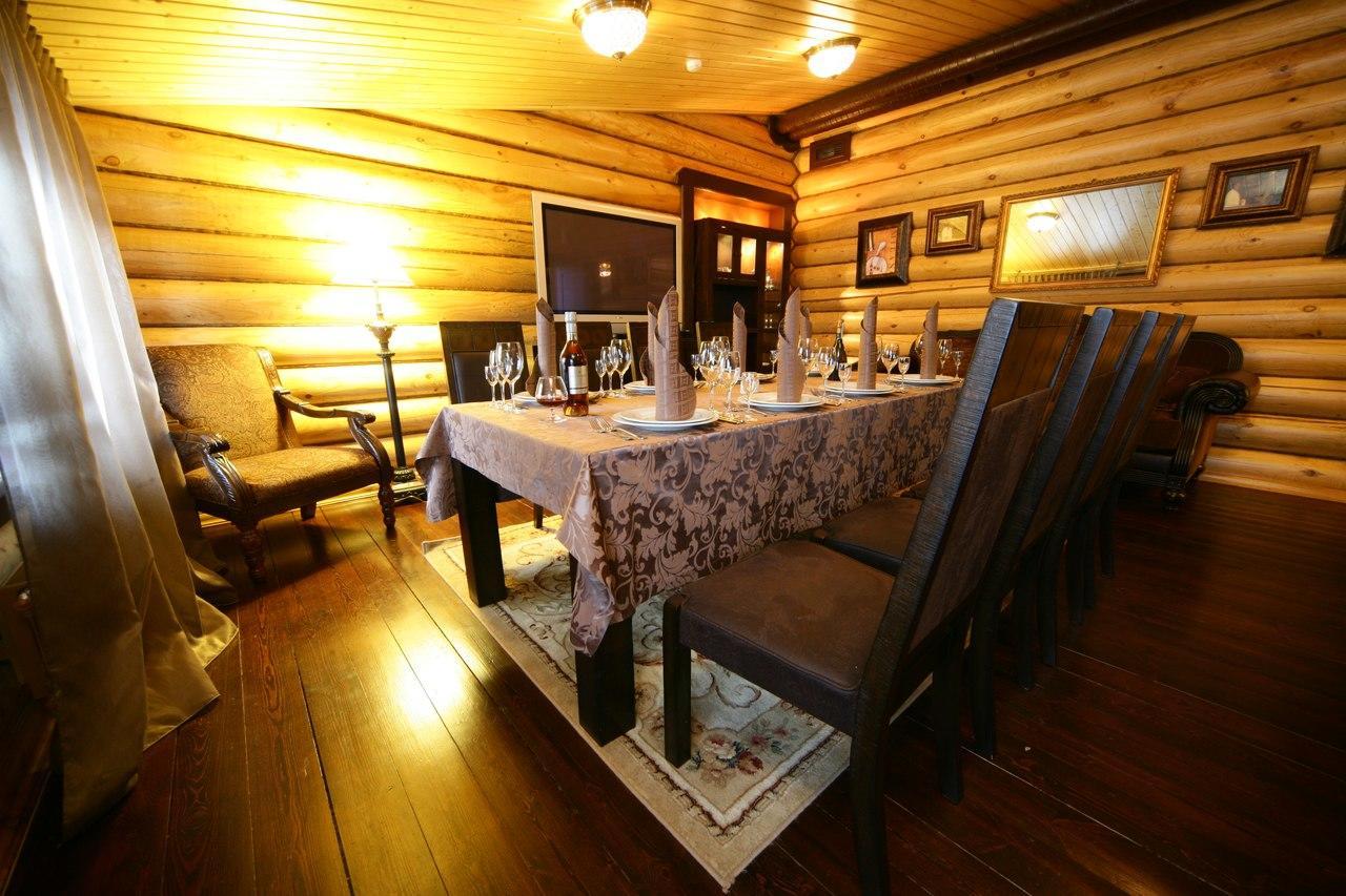 Ресторан Ушаков в Крекшино (Ушакофф) фото 48