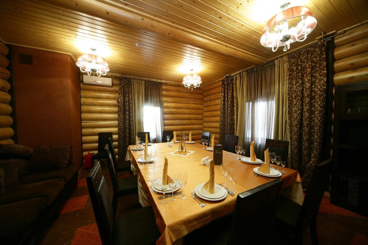 Ресторан Ушаков в Крекшино (Ушакофф) фото 51