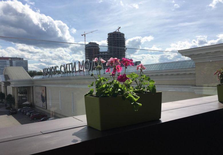 Роуз Бар в ТЦ Крокус Сити Молл (Розбар) фото 31