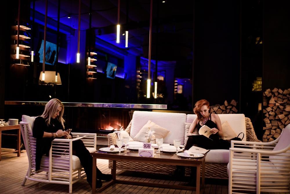 Роуз Бар в ТЦ Крокус Сити Молл (Rose Bar Crocus City Moscow) фото 52
