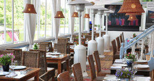 Ресторан Причал фото 11