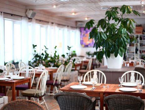 Ресторан Причал фото 9
