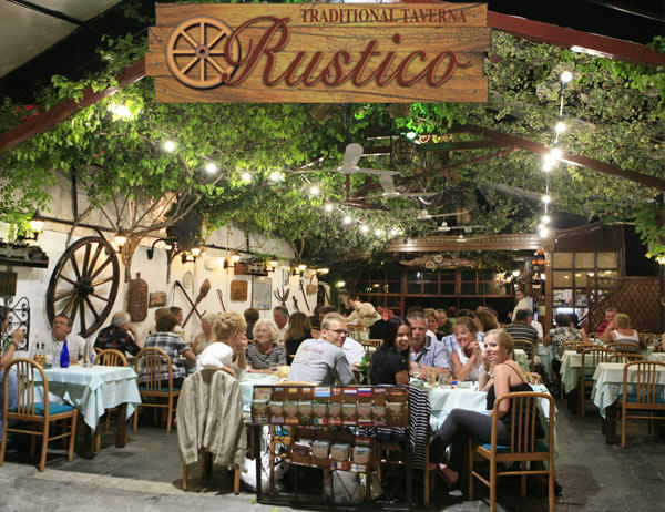 Ресторан Рустико (Rustiko) фото 35