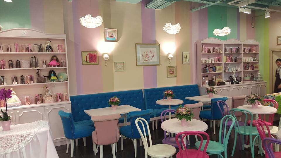 Кафе La Princesse Choco в Барвихе (Шоколадное Ателье Ла Принцесса Шоко) фото 1