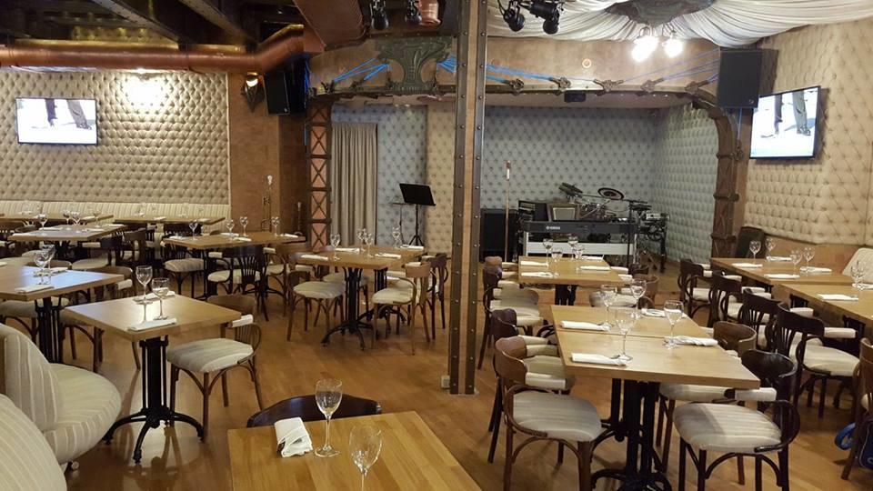 Ресторан Арбат 13 (Arbat 13) фото 6