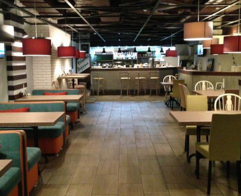 Кафе Friends в Солнцево (Френдс) фото 7
