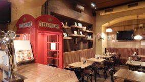 Английский Пивной ресторан Лондон Гриль на Никольской (London Grill) фото 17