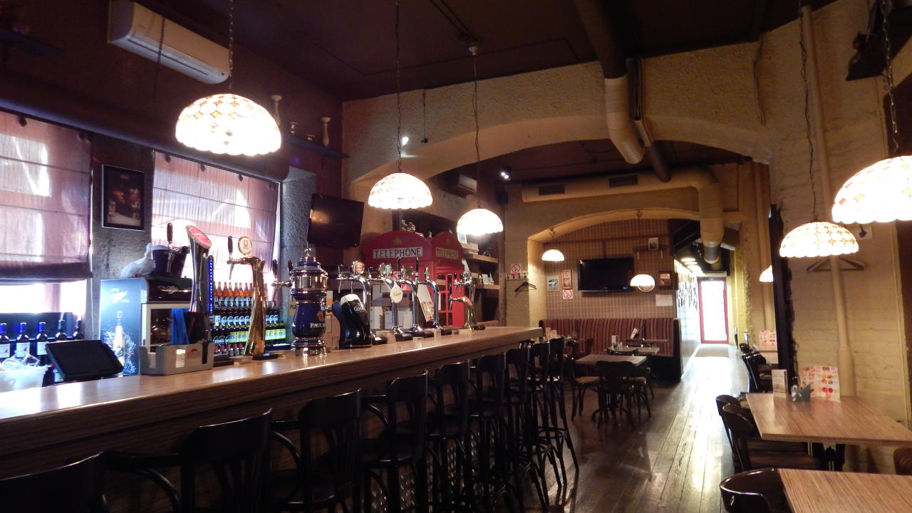 Английский Пивной ресторан Лондон Гриль на Никольской (London Grill) фото 12