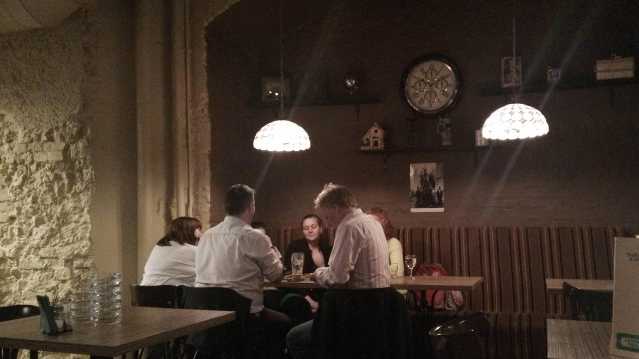 Английский Пивной ресторан Лондон Гриль на Никольской (London Grill) фото 24
