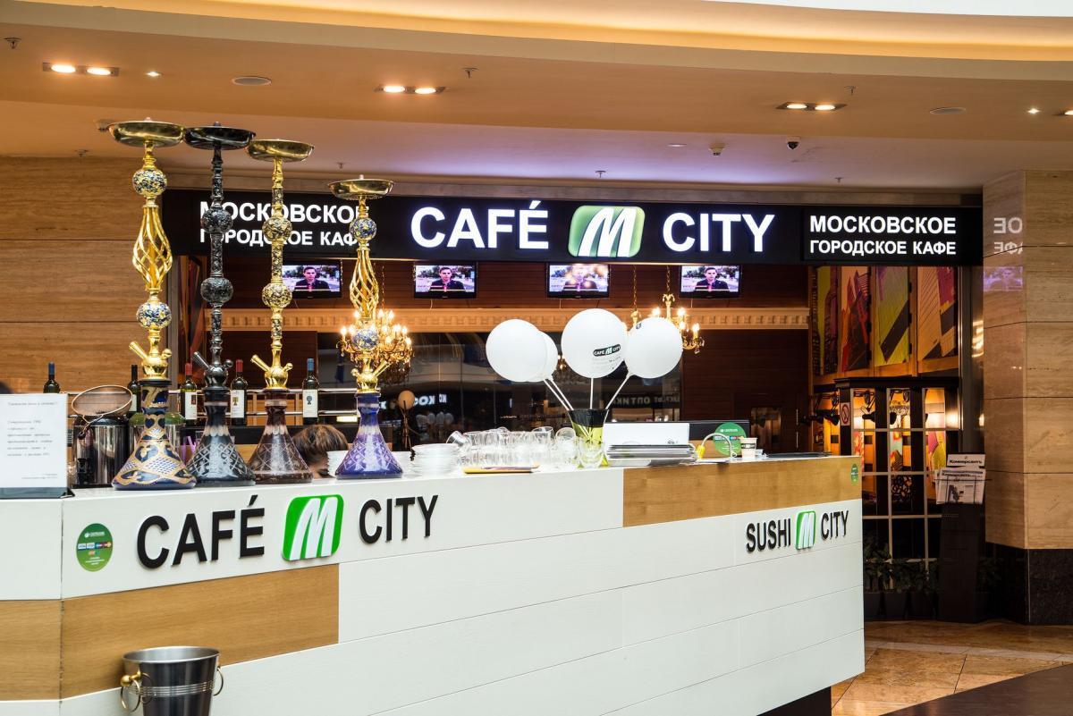 Кафе M-City (М-Сити) фото 5