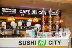 Кафе M-City (М-Сити) фото 1