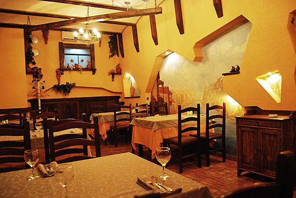 Кафе Abiente (Абиенте) фото