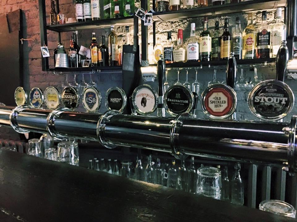 Бар Hardy Pub на Маросейке (Харди Паб) фото 10