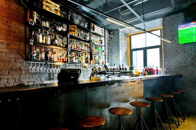 Бар Hardy Pub на Маросейке (Харди Паб) фото 2