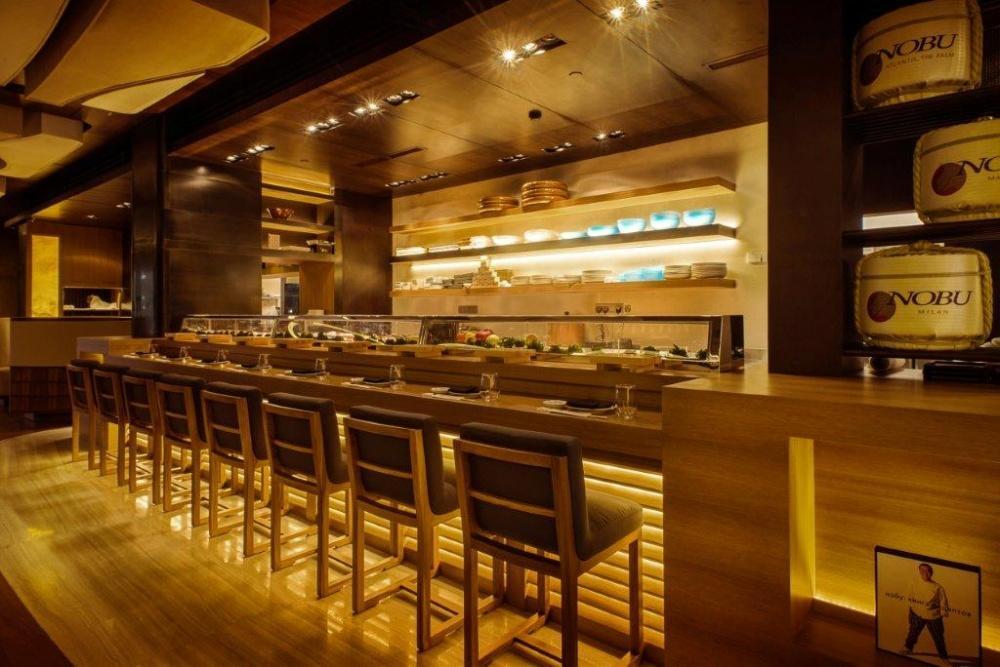 Японский Ресторан Нобу Крокус Сити Молл (Nobu Crocus City Moll) фото 10