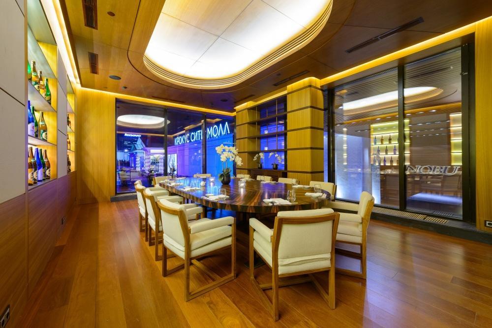 Японский Ресторан Нобу Крокус Сити Молл (Nobu Crocus City Moll) фото 8