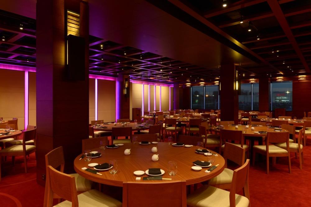 Ресторан nobu в крокусе