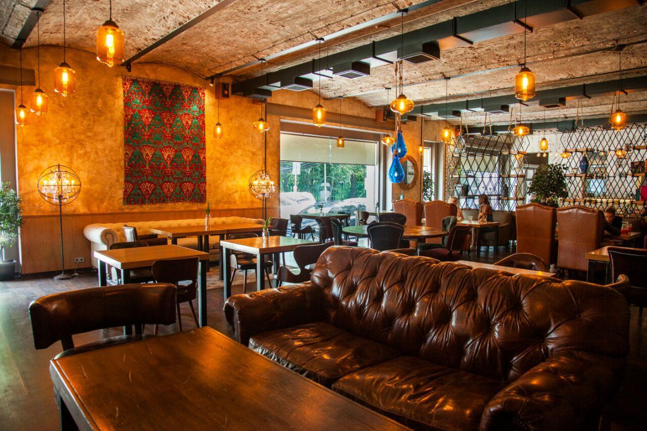 Ресторан Мистер Ливанец (Mr. Ливанец) фото 3