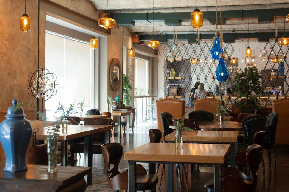 Ресторан Мистер Ливанец (Mr. Ливанец) фото 1