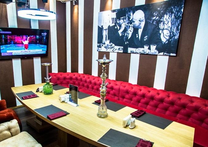 Кальянная Smoke Lounge на Кузнецком Мосту (Смоук Лаундж) фото 14