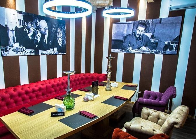 Кальянная Smoke Lounge на Кузнецком Мосту (Смоук Лаундж) фото 10
