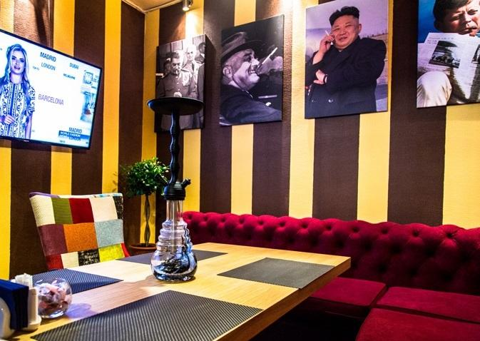 Кальянная Smoke Lounge на Кузнецком Мосту (Смоук Лаундж) фото 8