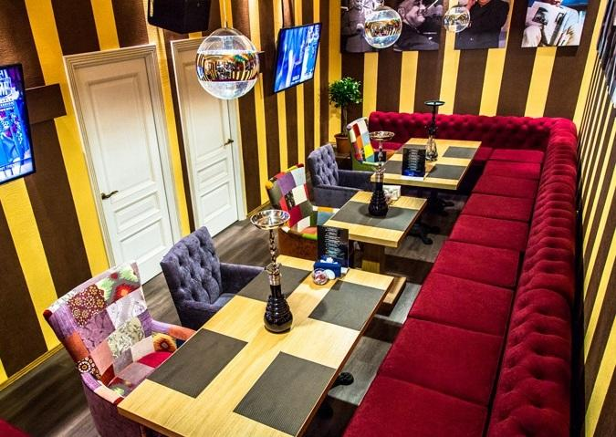 Кальянная Smoke Lounge на Кузнецком Мосту (Смоук Лаундж) фото 5