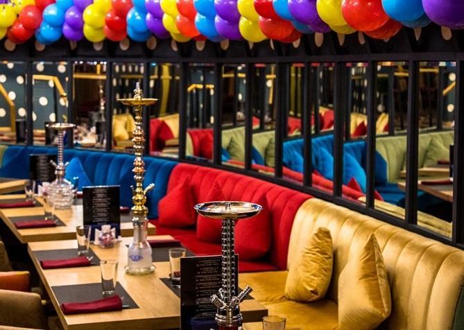 Кальянная Smoke Lounge на Кузнецком Мосту (Смоук Лаундж) фото 3