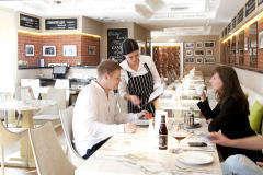 Бельгийский Ресторан Ламбик на Парк Победы (Брассерия Lambic) фото 27
