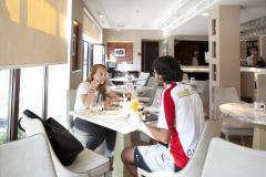 Бельгийский Ресторан Ламбик на Парк Победы (Брассерия Lambic) фото 24